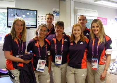 Jenny Strickland Olympics