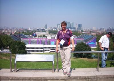 Jenny-overlooking-stadium
