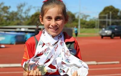 Young Tasmanian Athlete Cured of Sinding Larsen Johansson syndrome