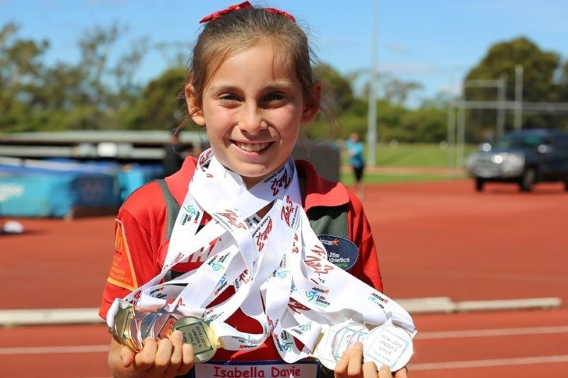 Young Tasmanian Athlete Cured of Sinding Larsen Johansson syndrome
