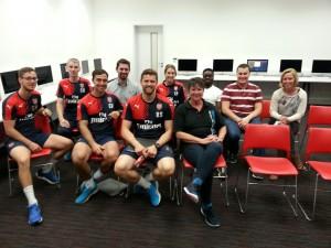 Arsenal Academy Team